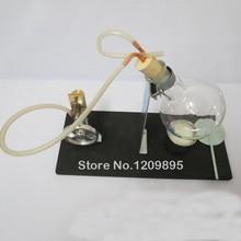 Fizika tanítási modell; kísérleti demonstrációs berendezések; kazán gőzmotor; kis modell ingyenes szállítás