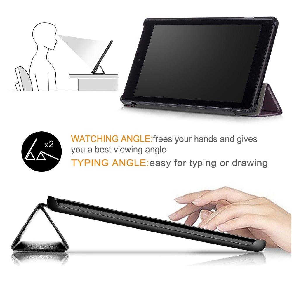 Sıcak Desen Fouda Lenovo tab 2 a10-70 için kılıf 10.1 ablet kapak - Tablet Aksesuarları - Fotoğraf 2