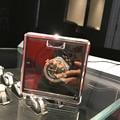 Erweiterbar Schwarz Rot Dreh Automatische Uhr Wickler Display Box Transparent Abdeckung Mechanische Uhr Wicklung Box Uhr Lagerung