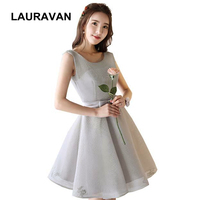women robes de soiree grey sexy elegant girls formal prom dress womens short ball gown gowns vintage dresses new fashion 2019