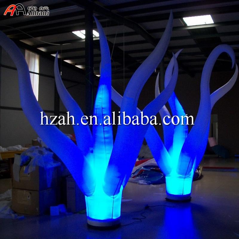 Stoječe Led prižgane napihljive rastline napihljive rastline meduze - Pohištvo - Fotografija 2