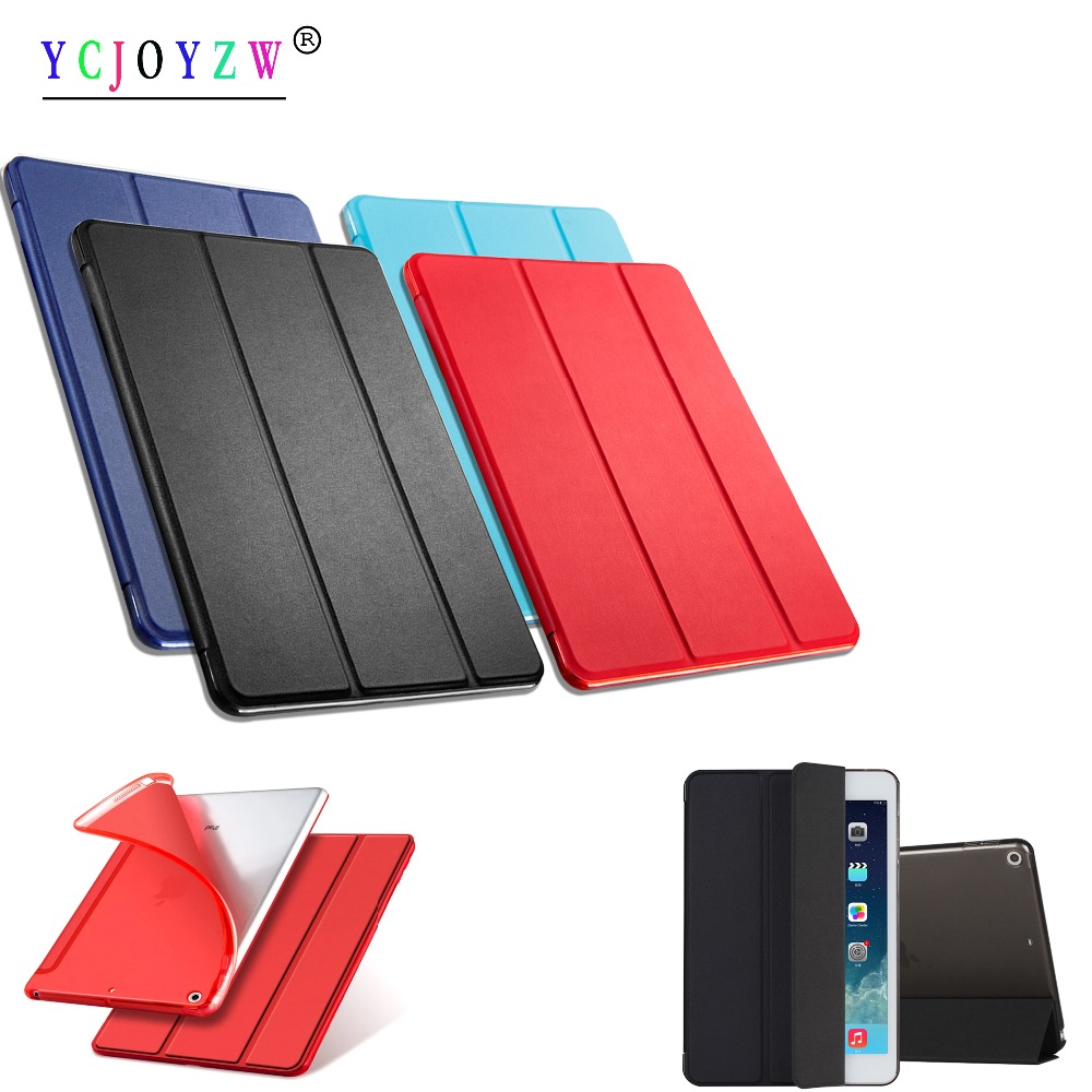 TPU slim Case For Apple New ipad 9.7 inch 2017/2018 : A1822`A1823`A1893`1954 ,YCJOYZW-PU ...