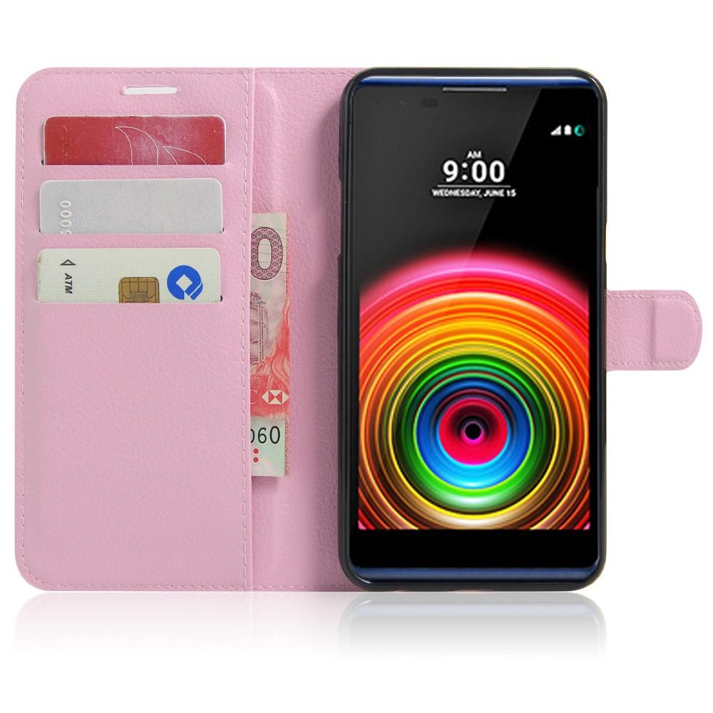 Dla lg x power k220ds case odwróć portfel pu skórzane etui telefon dla lg x power k210 k220 pokrywa uchwyt stojak telefon fundas ls755 torba 11