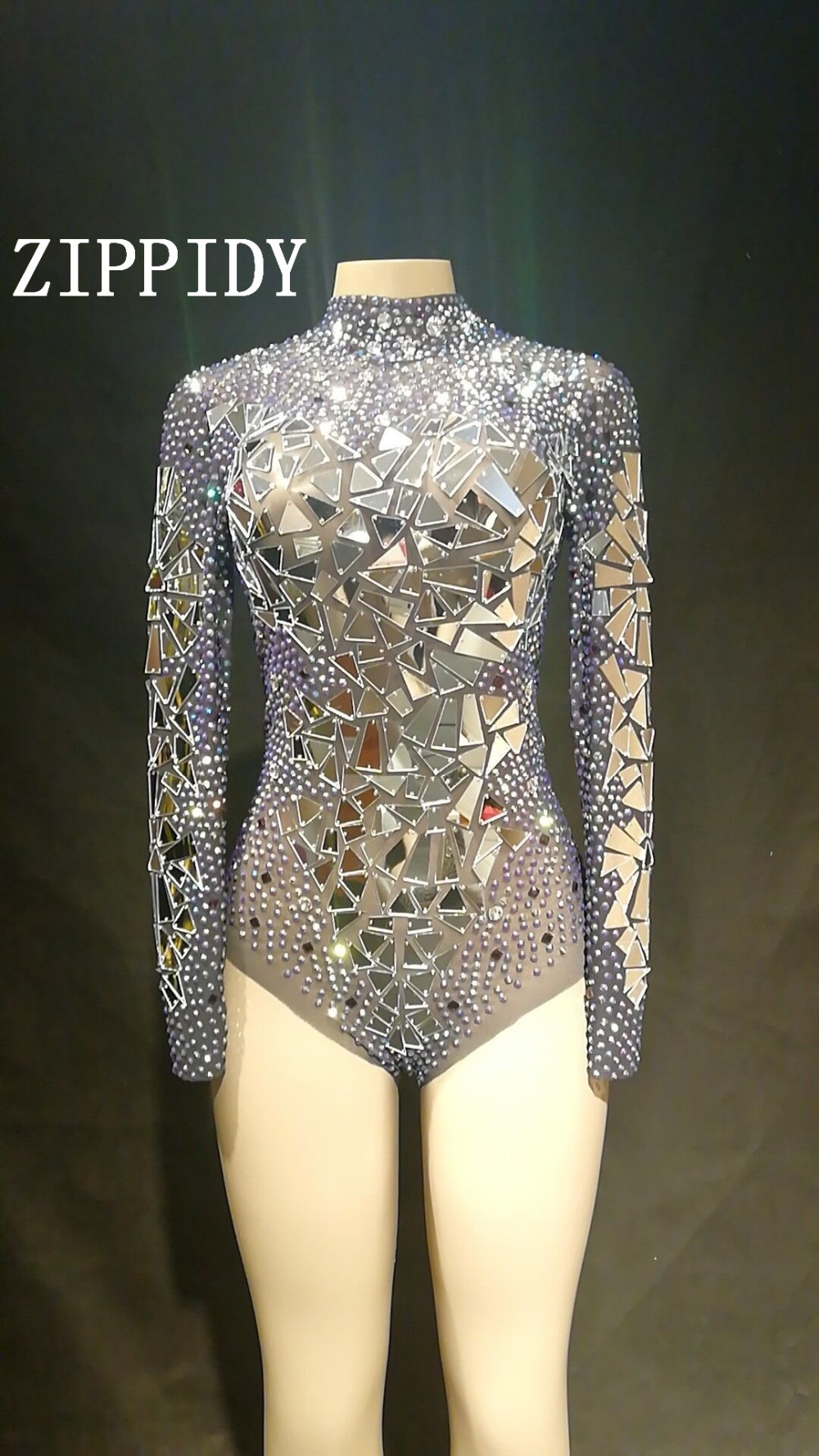 8d5db4da451a Detail Feedback Questions about 2019 Sexy Transparent Net Costume ...