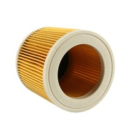 Vacuum Cleaner HEPA Filter Cartridge Filter Repacement For Karcher A1000 K1000 A2004 A2204 A2504 VC6200 MV2