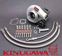 "Kinugawa 9B TW Turbocharger 3"" Anti-Surge TD05H-60-1 8cm T25 5 Bolt for NISSAN Silvia SR20DET 200SX S14 S15"