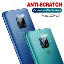 Camera Lens Tempered Glass For Huawei Mate 30 20 Pro Screen Protector Lite X Back Film