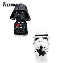 Car Ornament Cute Star Wars Action Figure Doll Automobiles Interior Black Darth Vader White Stormtroopers Model Decoration Gifts disney star wars darth vader 28cm action figure posture model anime decoration collection figurine toys model for children gift
