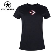 Original New Arrival 2018 Converse Women's T-shirts short sleeve Sportswear