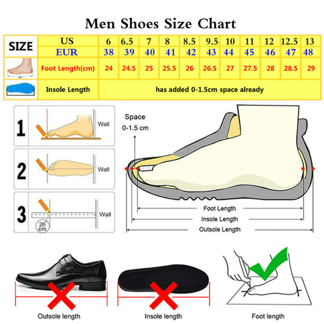 Mens Running Breathable Leather Shoes-Tenis Shoes 6