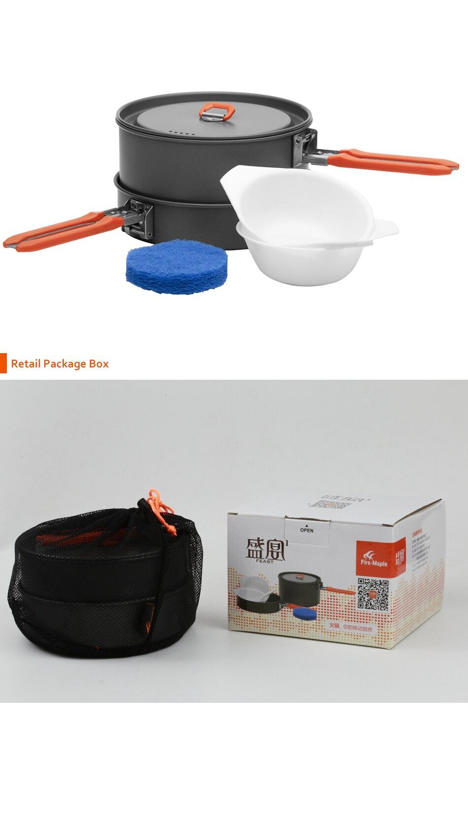 Cheap pot pan set