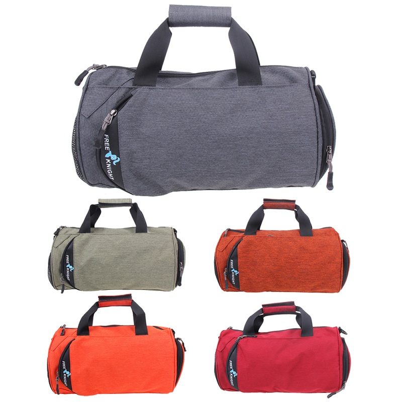 Waterproof Training Gym Bag Sports Handbag Women Men Fitness Outdoor Shoulder Bag 20 35L Capacity Durable