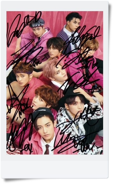 signed NCT 127 NCT127  autographed  original photo CHERRY BOMB  6 inches freeshipping 062017 01 signed cnblue jung yong hwa autographed photo do disturb 4 6 inches freeshipping 072017 01
