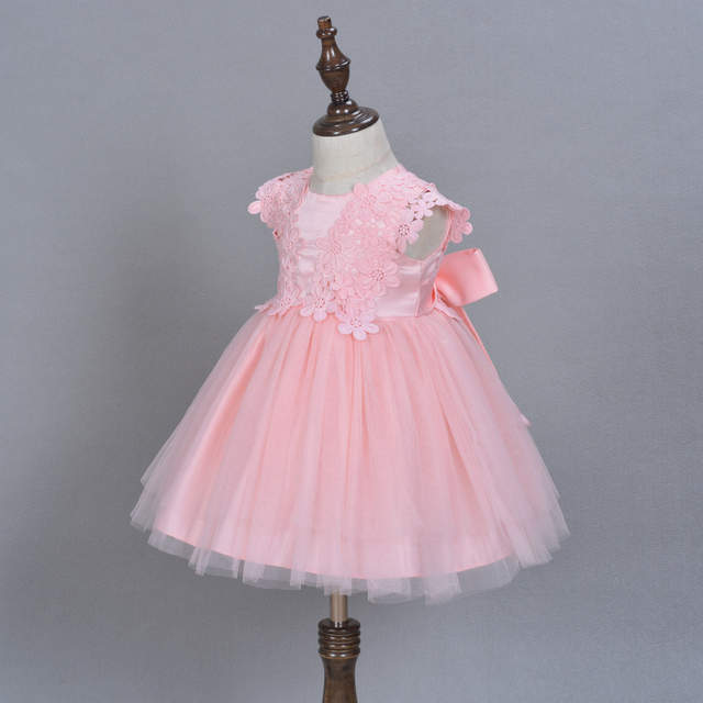 62b81ad8c Online Shop 2016 Formal Elegant Baby Dress For 1-2 Year Old Birthday ...