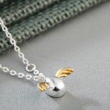 Little Chicken Egg Necklace