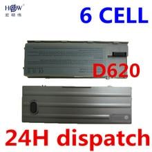 Bateria do Portátil para Dell 5200 MAH 6 Células Latitude D620 D630 D631 M2300 Kd491 Kd492 Kd494 Kd495 Nt379 Pc764 Pc765 Pd685 Rd300 Tc030