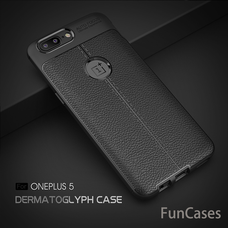 Oneplus 5 Case Luxury Shockproof Soft TPU Case For Oneplus 3 3T Leather Phone Cases for Oneplus 5T One Plus 5T Capa Coque Funda