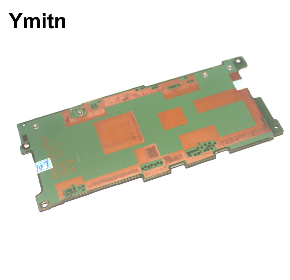 Ymitn Unlocked Housing Mobile Electronic Panel Mainboard Motherboard Circuits Cable For HTC One M7 801e 801c 802t 802w 802d