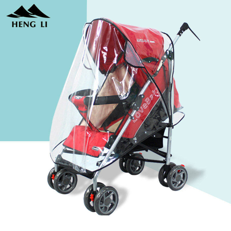 Waterproof Raincover For Stroller Prams Cart Dust Rain Cover Raincoat For Baby Stroller Pushchairs Accessories Baby Carriages Activity & Gear Strollers Accessories