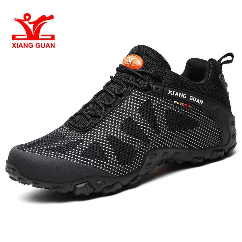 Xiang Guan chaussures de randonnée pour hommes en plein air chaussures de Sport pour femmes