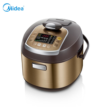 Hot sale Midea high quality electric pressure cooker 24 hours preset 3.8mm non-stick pot 5L for 5-6 people kitchen steam cooker