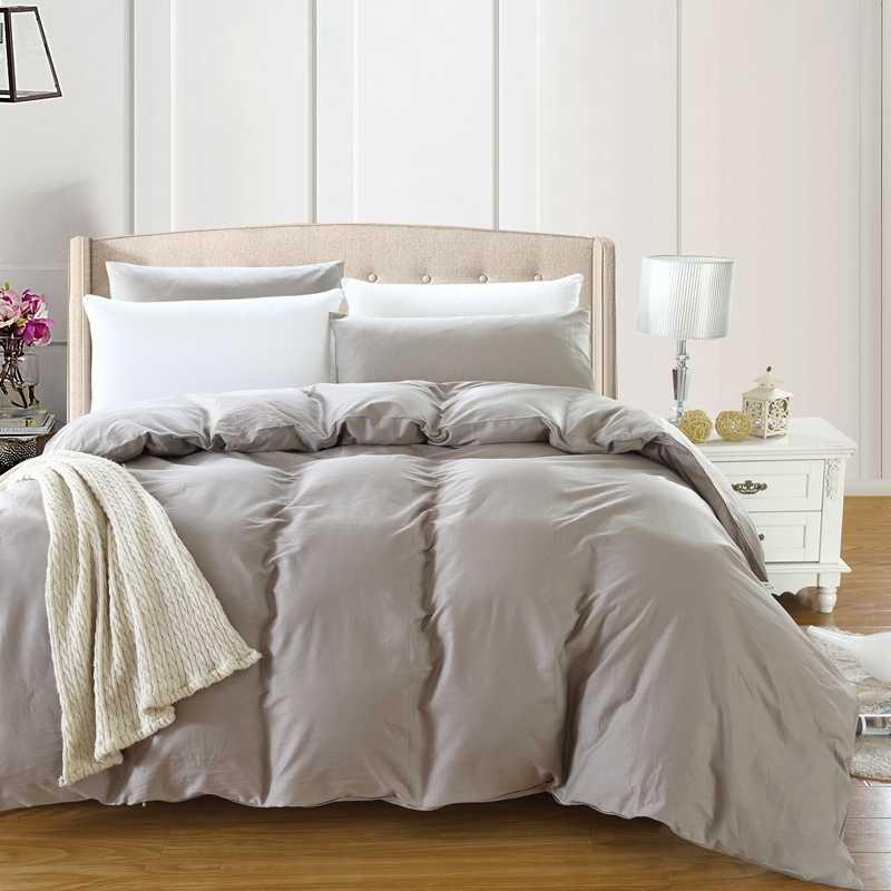 1Pcs 100% di copertura del cotone duvet/copertura della trapunta/comforter cover size 160*210/180*220 /200*230/220*240 Biancheria Da Letto di trasporto libero