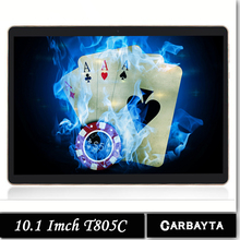 2017 Octa Core 10.1 Inch tablet MTK8752 Android Tablet 4GB RAM 32GB 64GB ROM Dual SIM Bluetooth GPS Android 7.0 10 Tablet PC(China)