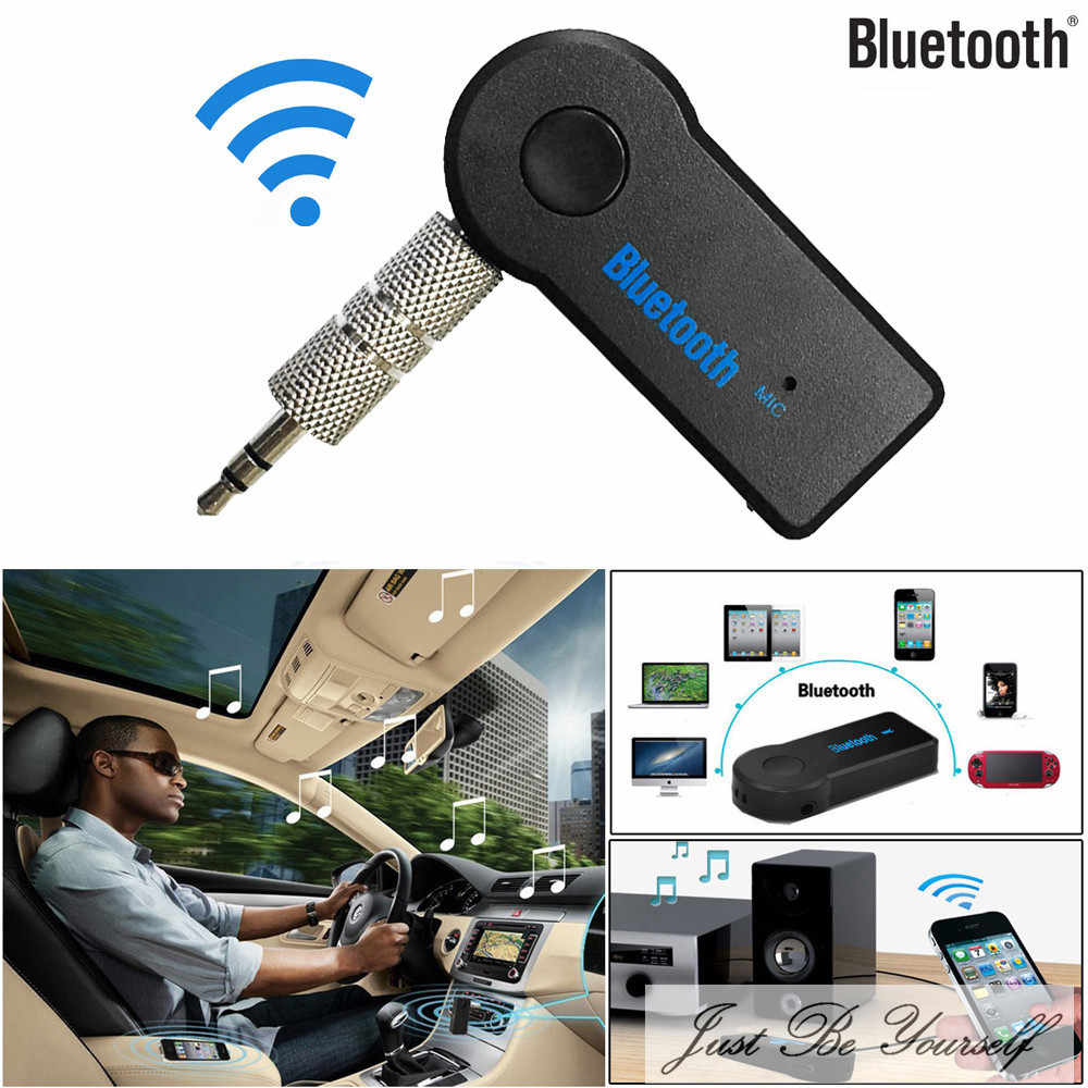 Car Mp3 Player  87.5mhz-108.0mhz  Details about Wireless Bluetooth 3.5mm AUX Audio Stereo Music Home Car Receiver Adapter Mic