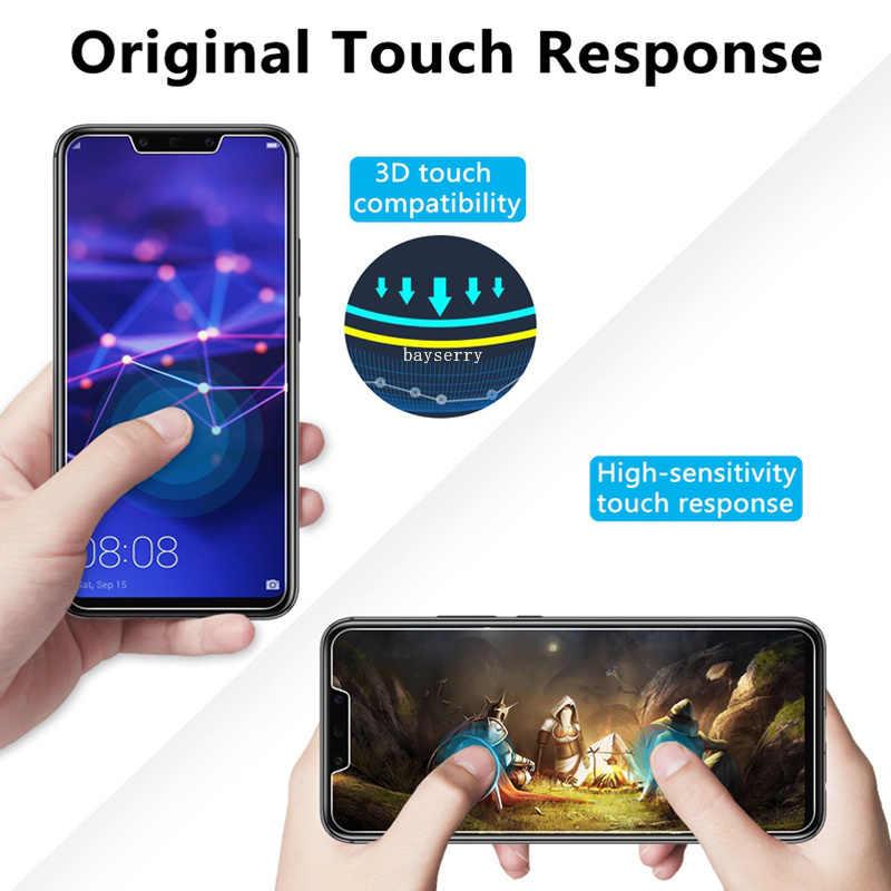 Anti Gores untuk Huawei P30 P20 Pro Layar Transparan untuk Huawei Honor 10 8X V20 P20 Lite P30pro Kaca Tempered film