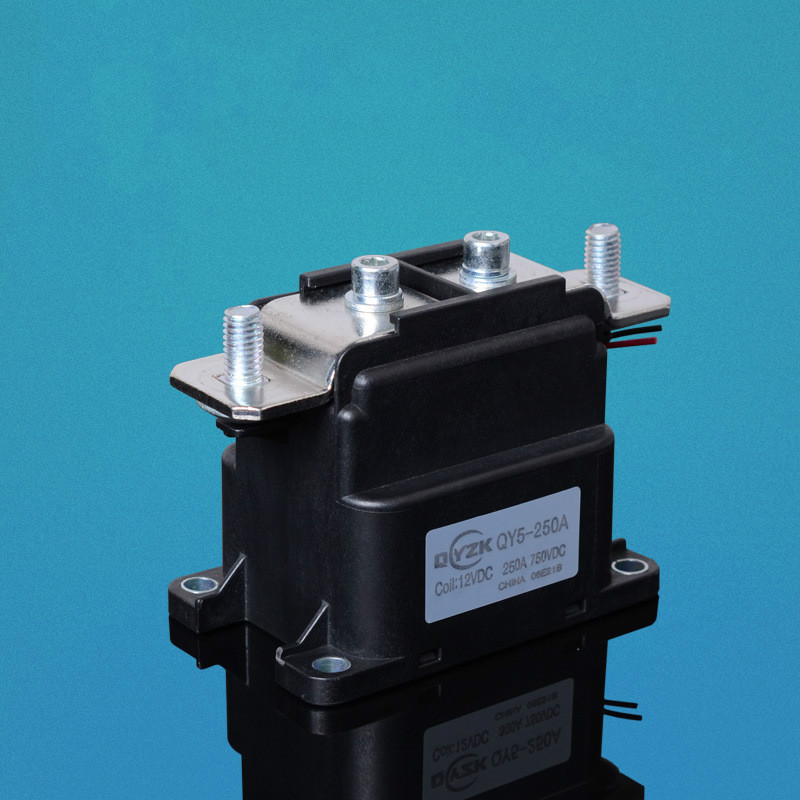 цена на 250a750vdc high voltage dc relay 250a high voltage dc contactor