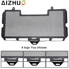 Motorcycle Radiator Grille Guard Cover Stainless Steel Protection for BMW F650GS F 700 GS 800 2008-2012