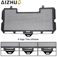 Motorcycle Radiator Grille Guard Cover Stainless Steel Radiator Protection for BMW F650GS F 700 GS F 800 GS 2008 2012
