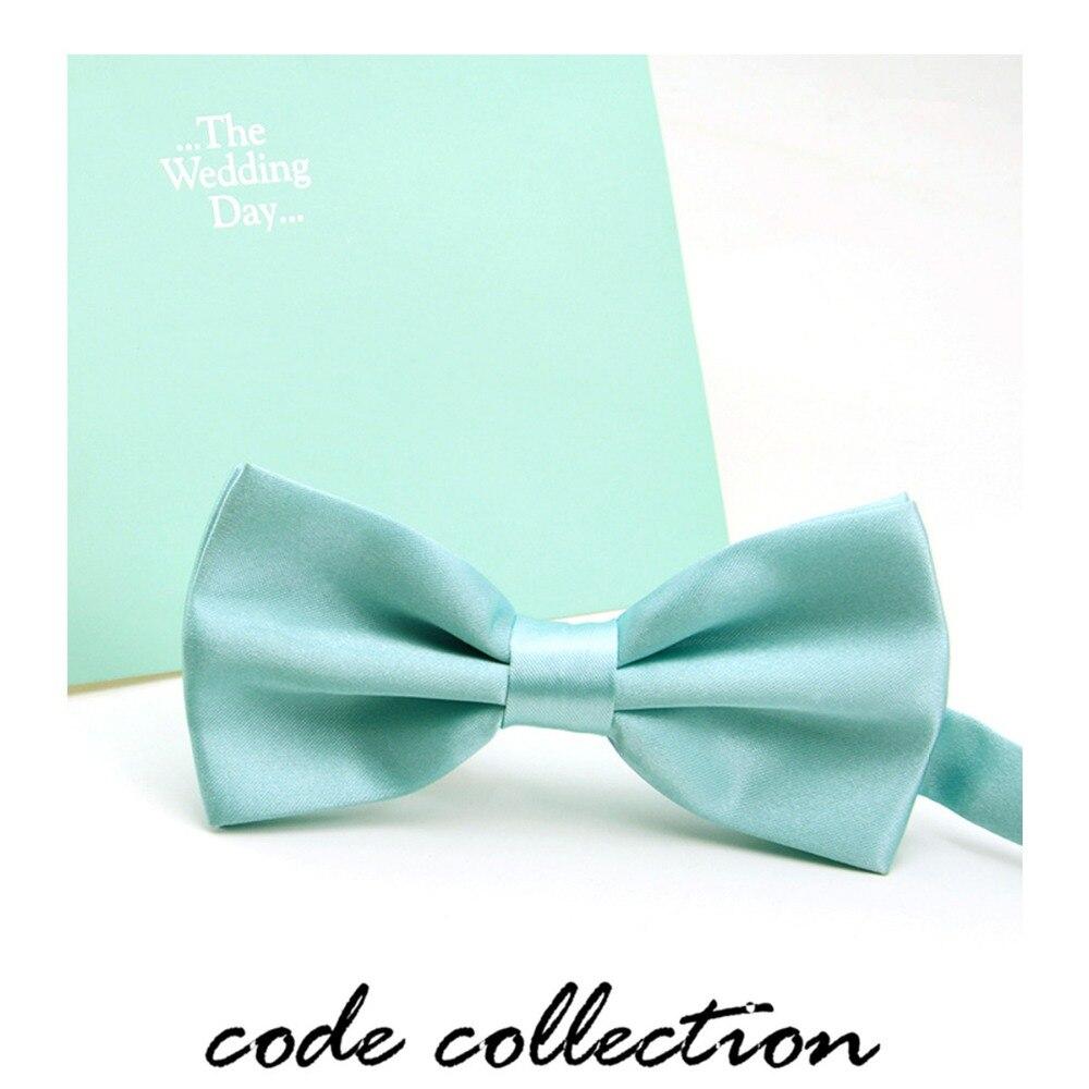 Hohe Qualität Seide Einstellbar Fliege Tasche Handtuch Set Blau Grün Für Männer Frauen Junge Hochzeit Seide Hemd Kragen Zubehör