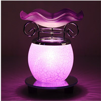 Creative small fragrance lamp dimmer Light electric US plug aroma of essential oils aromatherapy furnace incense smoke