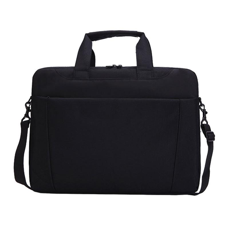 Business Casual Satchel Laptop Briefcase Handbag Bag Men Women 15 Inch Single Shoulder Messenger Bags Office Briefcase Male Bag retro british school women messenger bag embossed hollow out shoulder briefcase department of forestry casual satchel