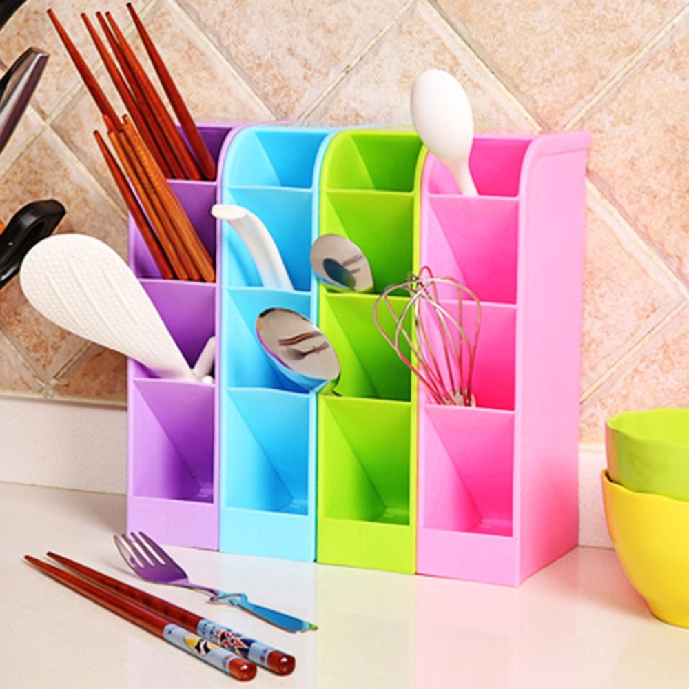1PC Desktop Storage Box Cosmetics Container Makeup Organizer Jewelry Container Box Case Organizer Drop Shipping