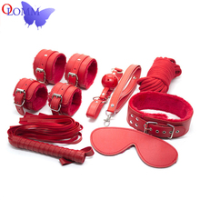 Adult Products Erotic Lingerie Accessories PU Leather Sex Toys For Couples Fetish BDSM Bondage Restraints For Slave SM Games pu leather sm bdsm bondage restraints harness fetish erotic chastity belt underpants adult games sex toys for couples