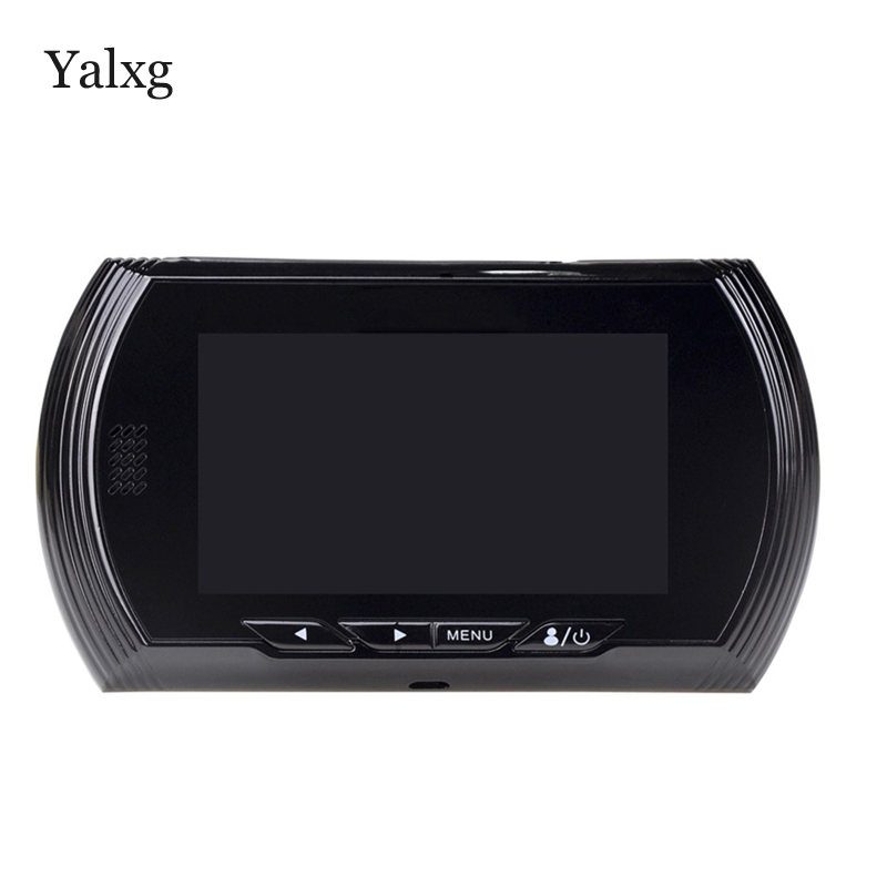 Здесь продается  Yalxg Secuirity Home 4.3 Inch Motion Detection Door Peephole 140 Degrees Video Viewer Camera with Night Vision Record TF Card  Безопасность и защита