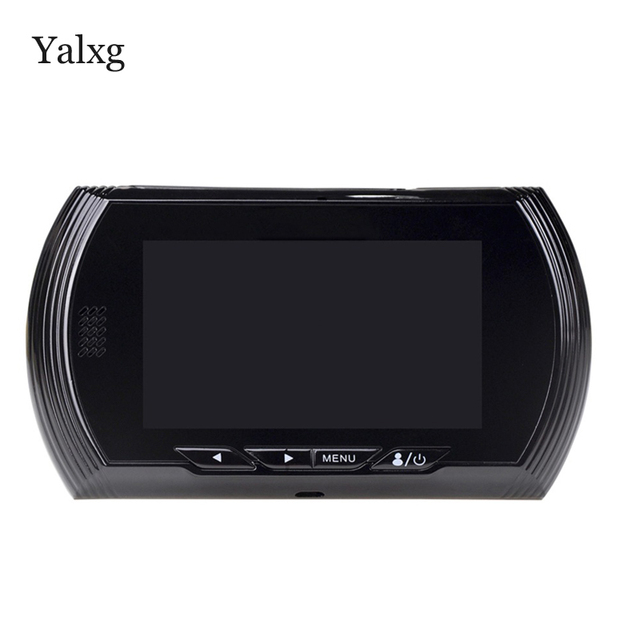 Yalxg Secuirity Home 4.3 Inch Motion Detection Door Peephole 140 Degrees Video Viewer Camera with Night  sc 1 st  AliExpress.com & Aliexpress.com : Buy Yalxg Secuirity Home 4.3 Inch Motion Detection ...