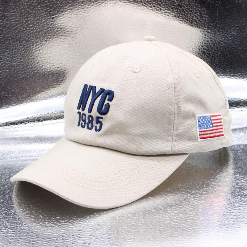 91933f1653e New style New York 1985 Hat America Great New Hats Women Caps Brand US flag  UU