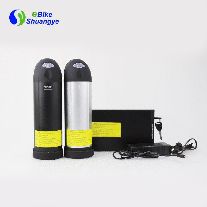Shuangye 36 v 48 v batterie au lithium pour vélo électrique