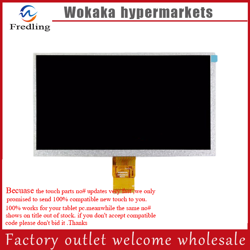 9inch LCD Display screen Panel L900D50-B L900D50 C700D50-B C700D50 B 800*480 For Allwinner A10 A13 Tablet PC YX0900725 - FPC ref hw800480f 4a 0a 30 40 hw800480f original 9 inch lcd lcm display panel screen 800 480 for allwinner a13 q9 q90 tablet pc