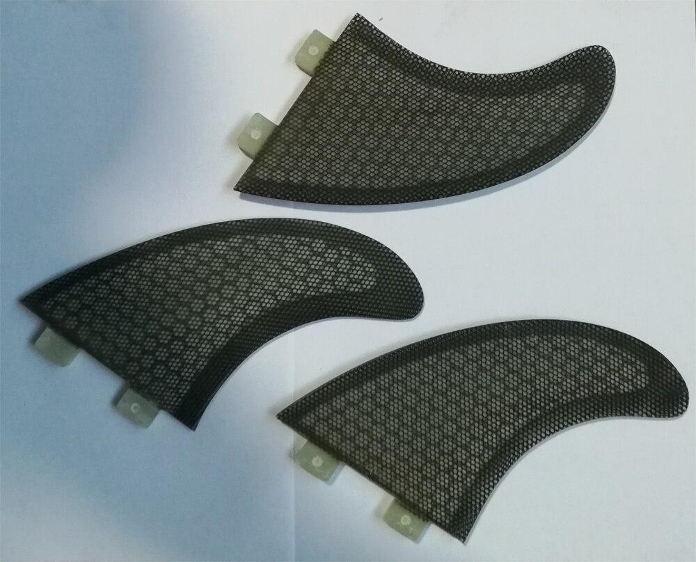 Palmes de Surf FCS Base palmes de Surf de grande taille G7 taille FCS G7 ailerons de Surf de fumée
