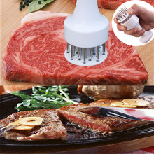 Profession Meat Meat Tenderizer Loose Needle Stainless Steel Spikes Knife Blades Meat Beaf Steak Kitchen Tools