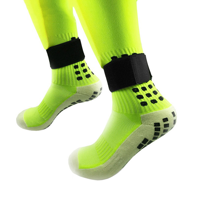 Fixed leg sports protective gear soccer socks leggings Guards Guardian calf fixing strap high quantity 7