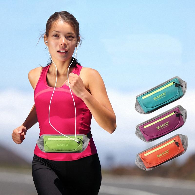 Multi-functional Pocket marathon equipment Pockets Cross country sports Running Pockets W-03