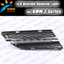 High Performance Led Drl Daytime Running light For BMW E90,For BMW 3 Series 500LM Led Driving Drl Light with Fog Lamp Cover