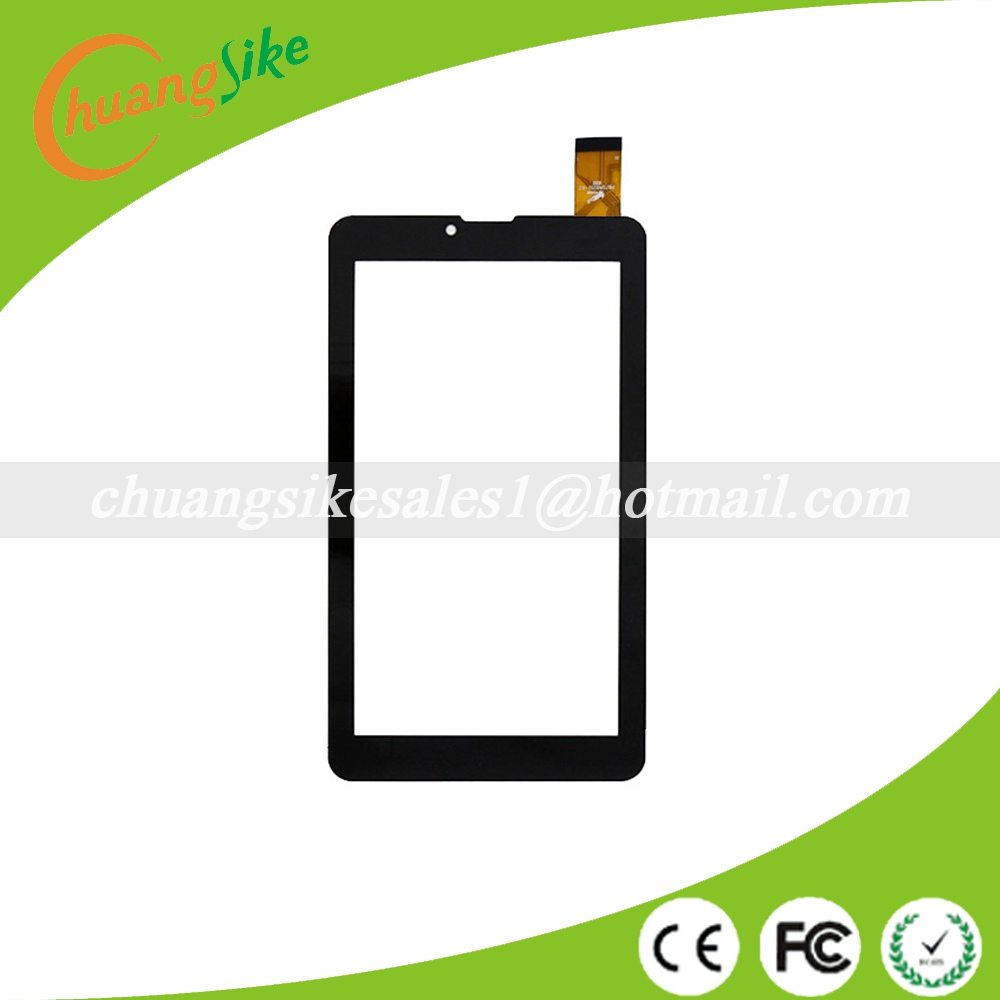 A+7inch touch screen For Prestigio Multipad Wize 3057 3G PMT3057 Tablet Touch panel Digitizer Glass Sensor+Film ^ Random code 10pcs lot new touch screen digitizer for 7 prestigio multipad wize 3027 pmt3027 tablet touch panel glass sensor replacement