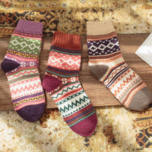Wool Socks for Women, 5 Pairs