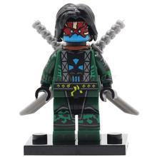POGO Ghost Maker Jesse Quick PG229 Single Sale Marvel Super Heroes Legoedly Bricks Building Blocks Model